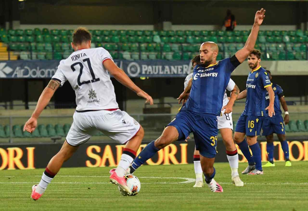 Serie A, highlights Verona-Cagliari: gol e sintesi del match - Video (Getty Images)