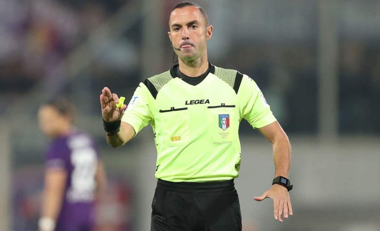 Serie A, arbitri 7 luglio (Getty Images)