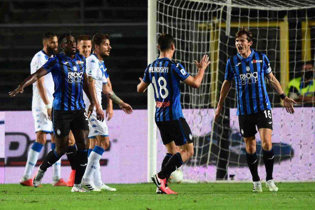 Atalanta-Brescia, la sintesi del match (Getty Images)