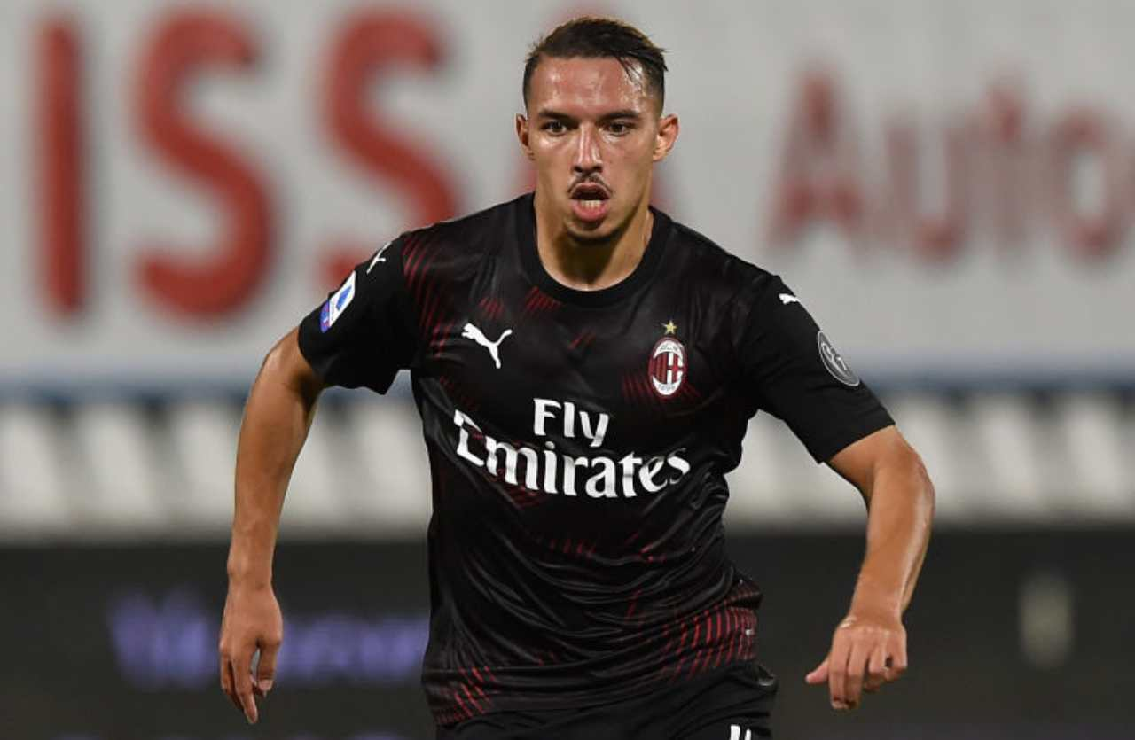 Bennacer, possibile addio al Milan (Getty Images)