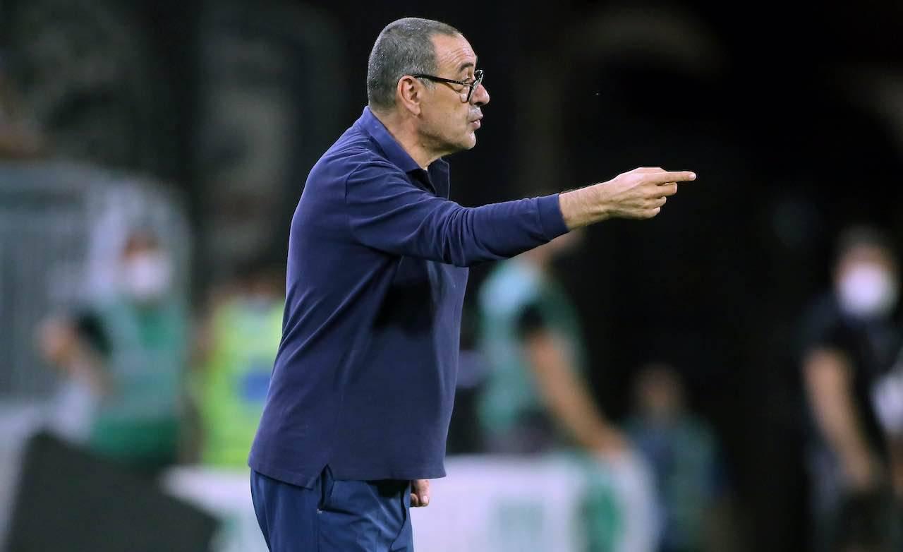 Juventus-Roma, parla Sarri (Getty Images)