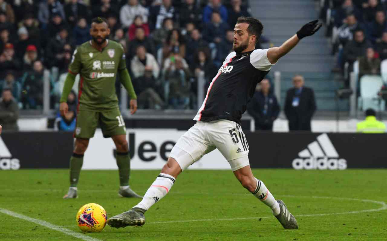 Cagliari-Juventus, dove vederla in streaming (Getty Images)