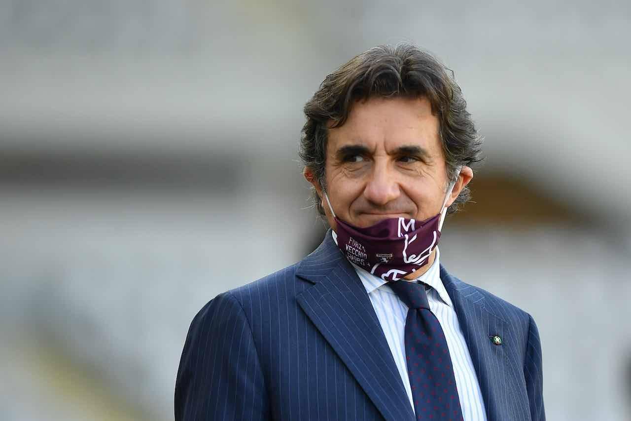 Cessione Torino, l'ironia su Instagram del patron Urbano Cairo (Getty Images)