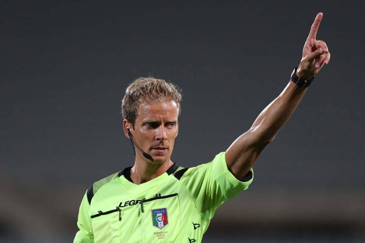 Serie A, le designazioni arbitrali per il 9 luglio (Getty Images)