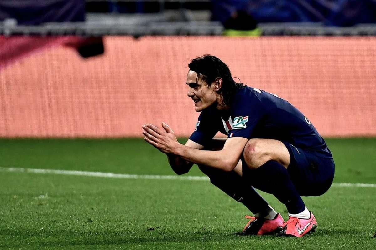 Cavani, la Lazio valuta un piano alternativo (Getty Images)