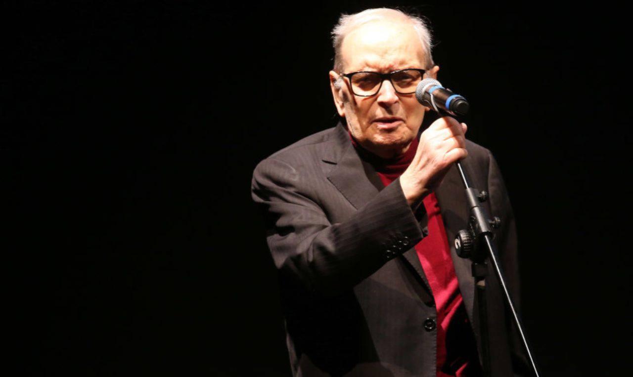 Ennio Morricone si è spento a 91 anni (Getty Images)