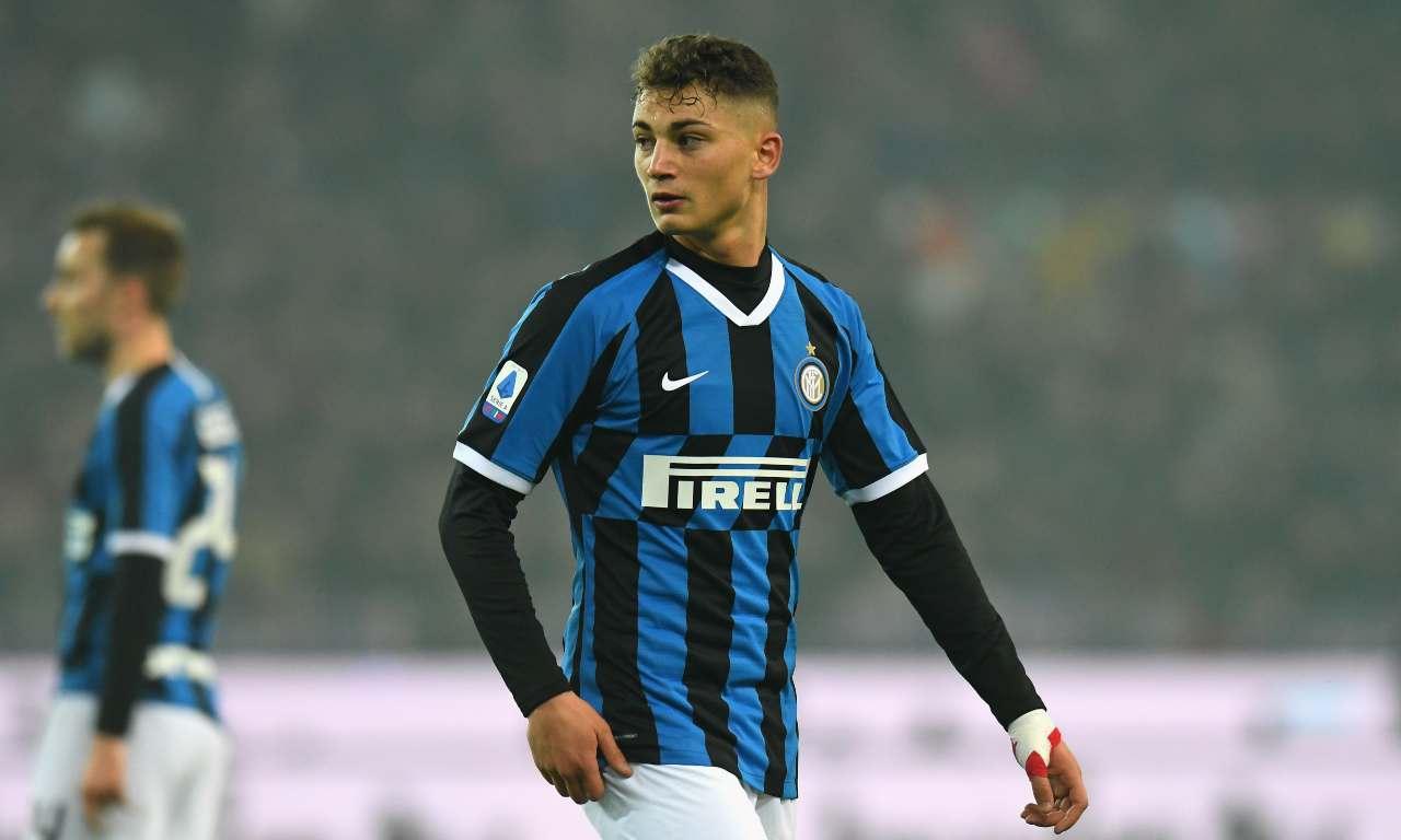 Esposito sempre nei piani dell'Inter (Getty Images)