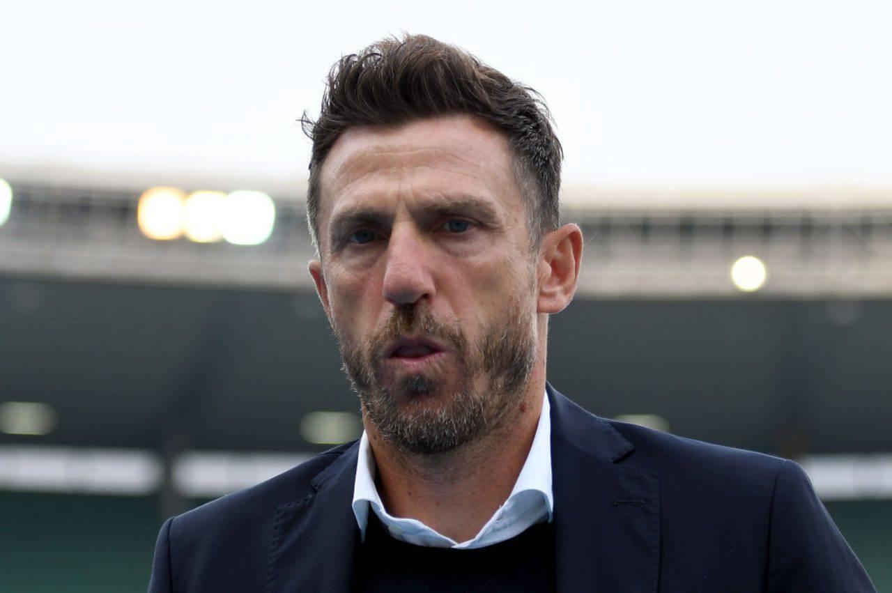 Eusebio Di Francesco, il nuovo nome per la prossima panchina del Cagliari (Getty Images)