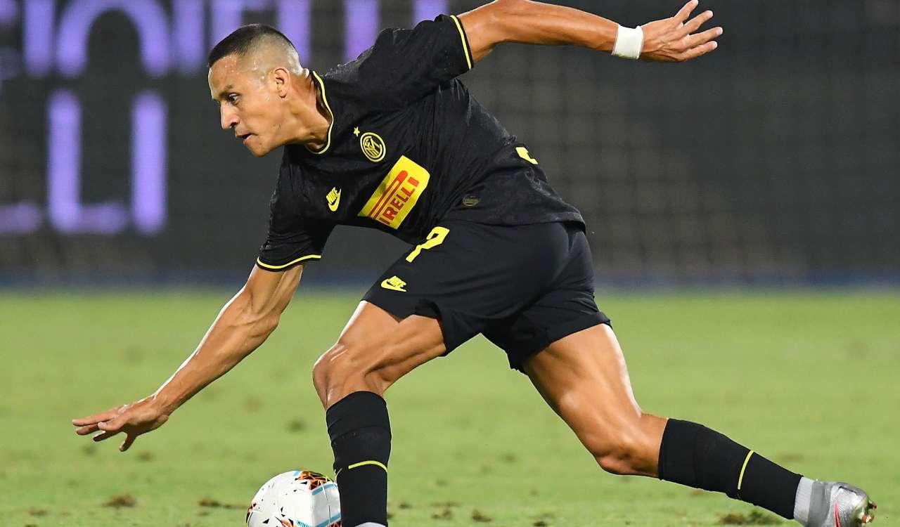Futuro Sanchez, il piano dell'Inter