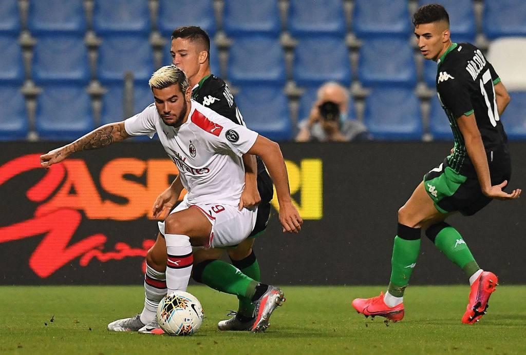 Sassuolo-Milan, i precedenti dell'incontro (Getty Images)