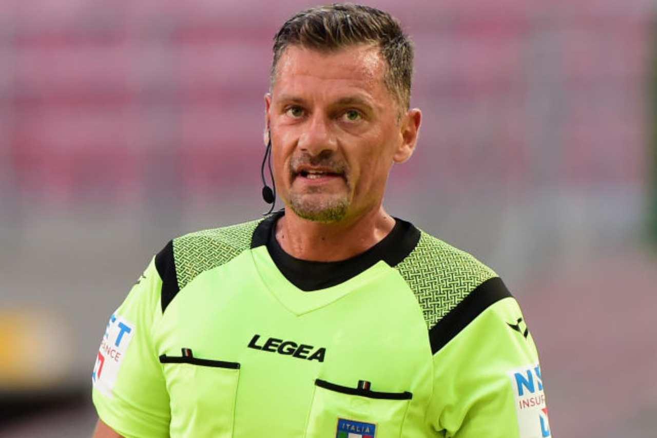 Serie A, arbitri 32° turno (Getty Images)