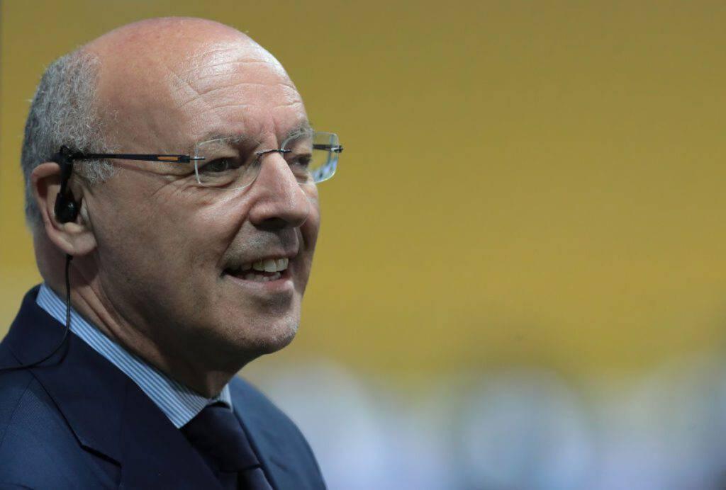 Marotta smentisce un suo addio all'Inter
