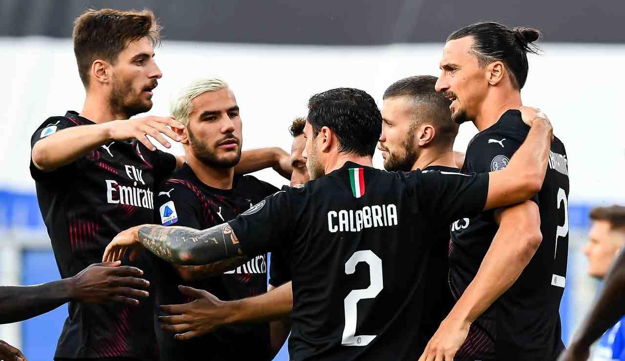 europa league milan preliminari