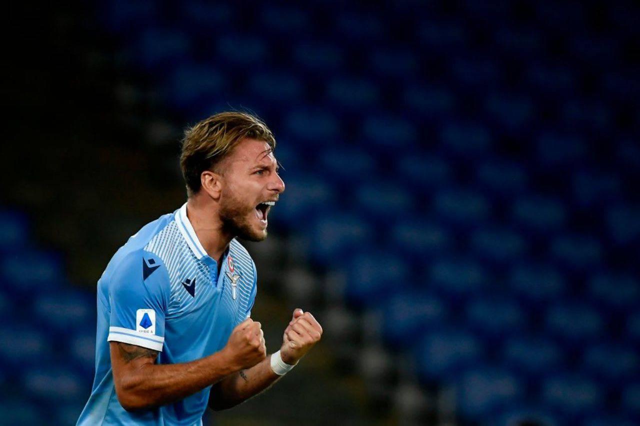 Ciro Immobile, la Lazio pronta a rinnovargli il contratto (Getty Images)