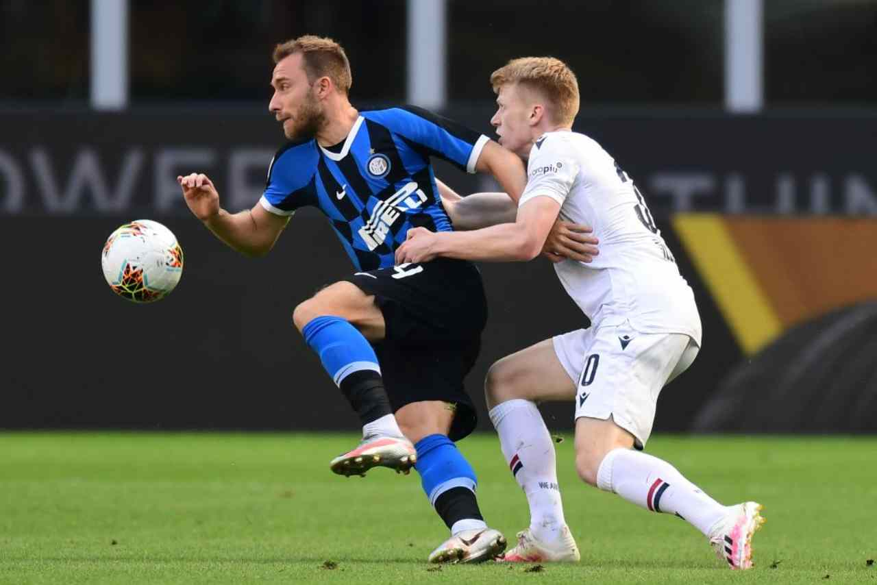 LIVE Inter-Bologna (Getty Images)