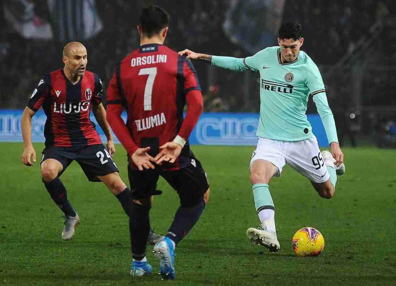 Inter-Bologna, i precedenti della sfida (Getty Images)