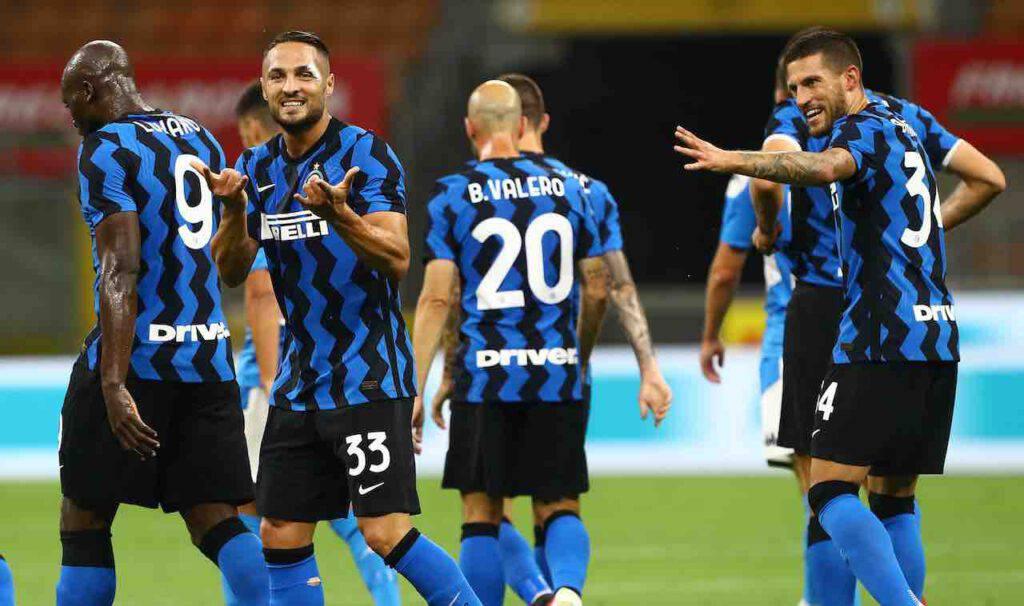 Inter-Napoli, le parole di Antonio Conte a Sky Sport (Getty Images)