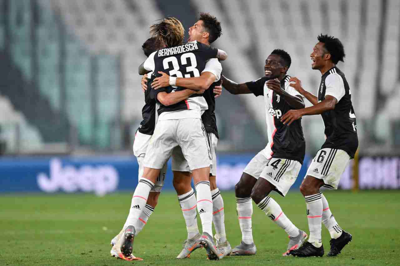 Cagliari-Juventus, dove vederla (Getty Images)