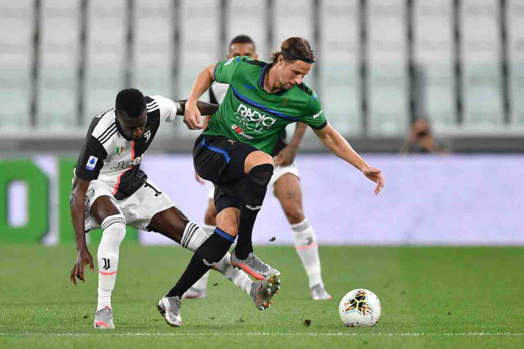 Juventus-Atalanta, gli highlights (Getty Images)