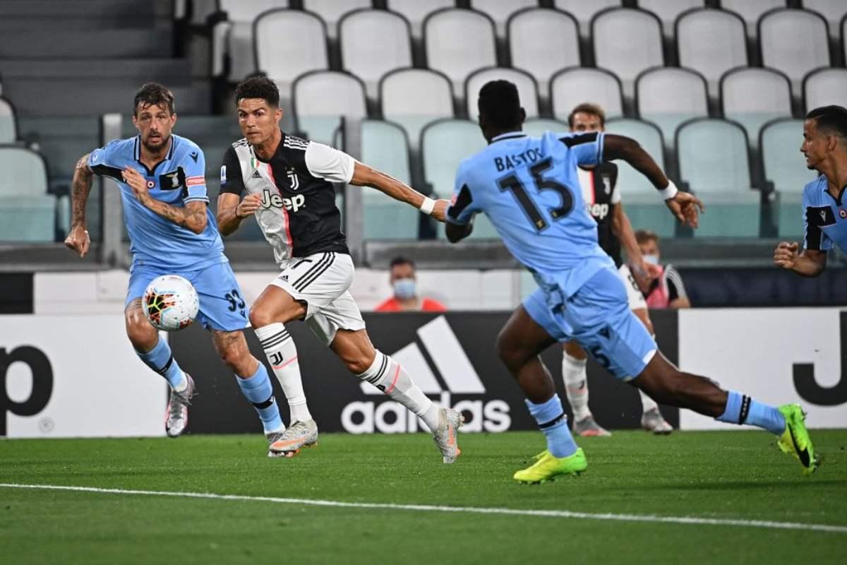Juventus-Lazio Moviola