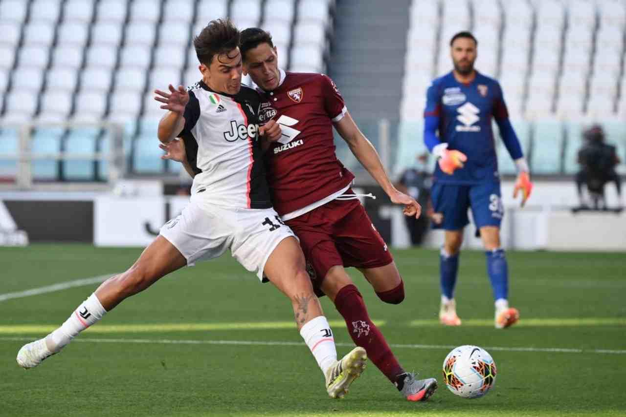 LIVE Juventus-Torino (Getty Images)