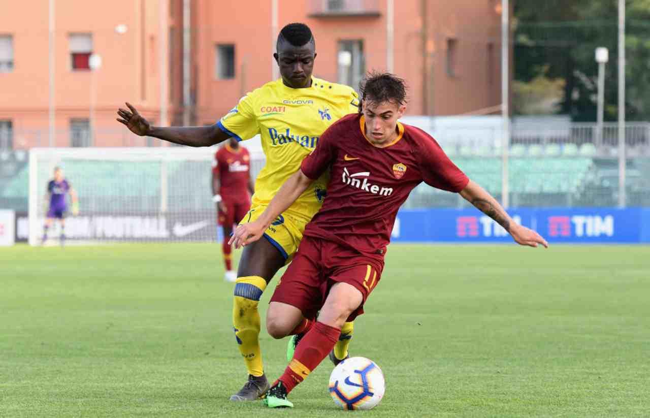 Juwara con il Chievo prima del passaggio al Bologna (Getty Images)