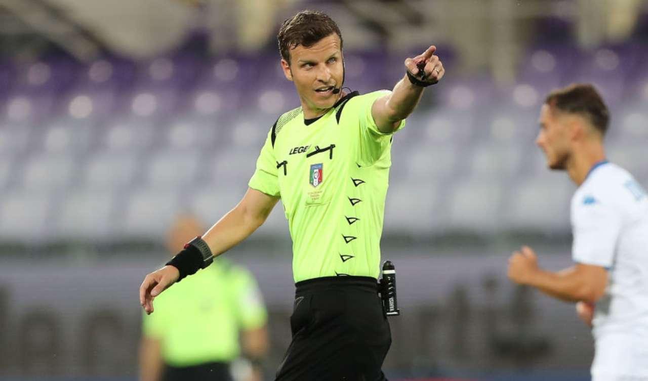 Serie A, arbitri 32.a giornata (Getty Images)