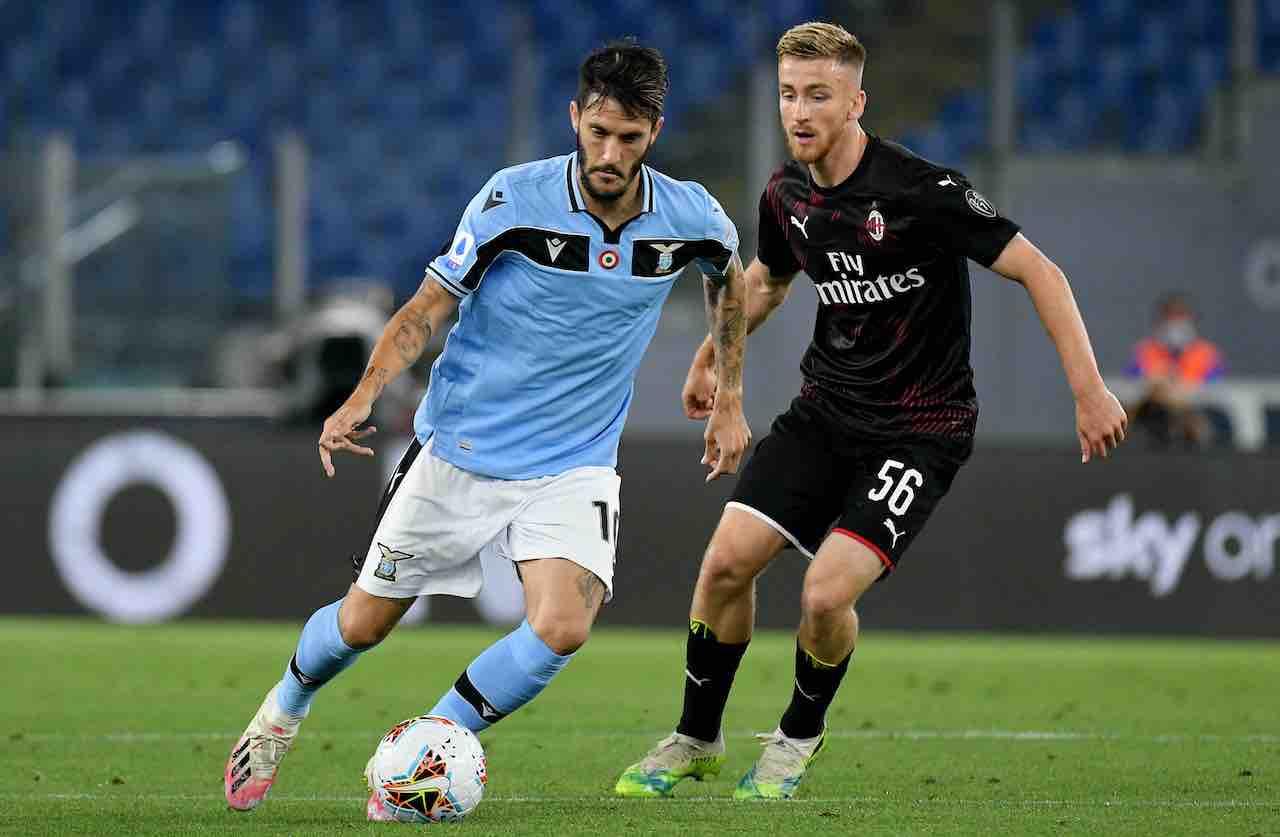 Milan-Lazio, i precedenti della sfida (Getty Images)