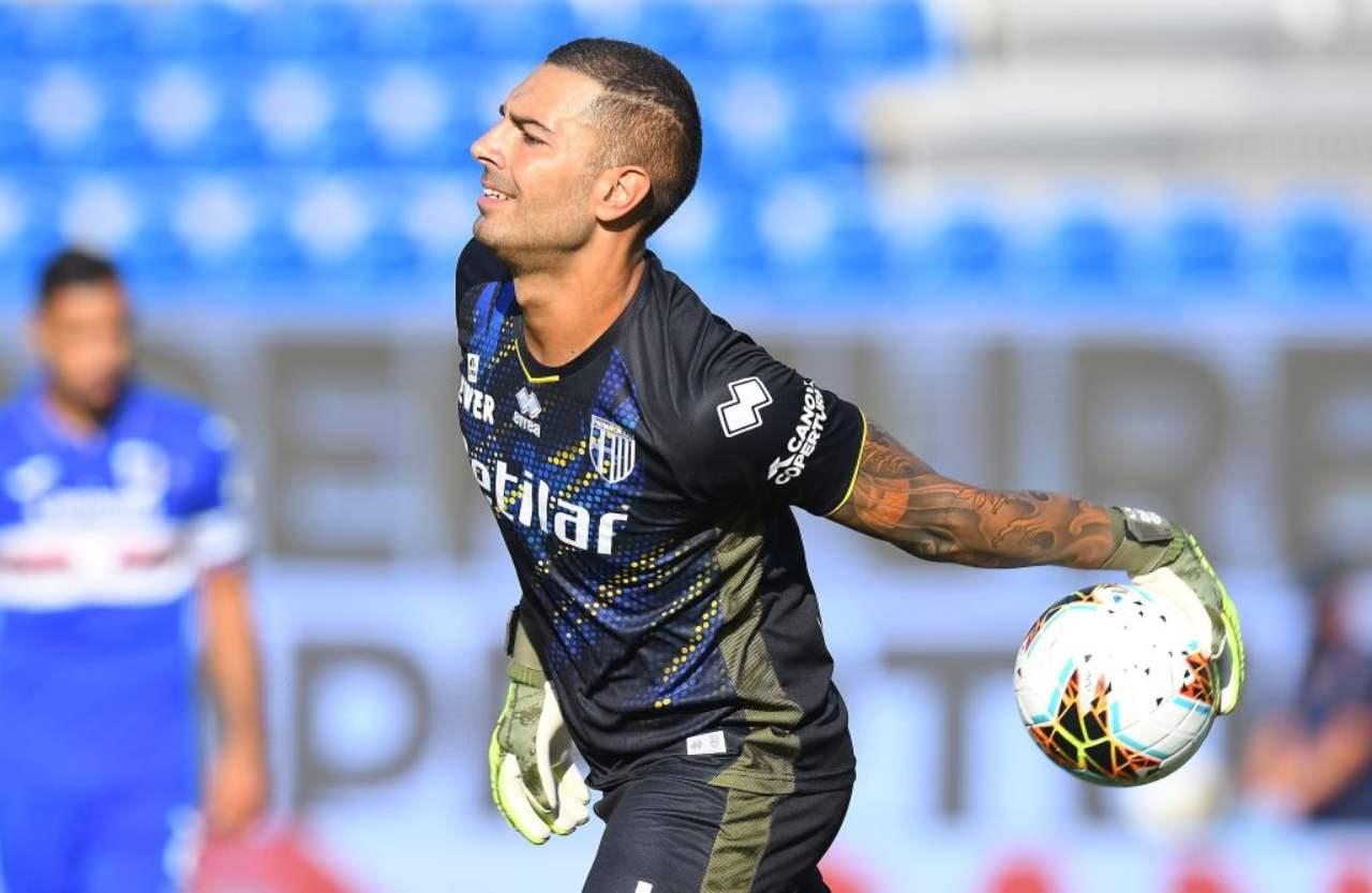 Luigi Sepe, pronto un suo ritorno al Napoli (Getty Images)