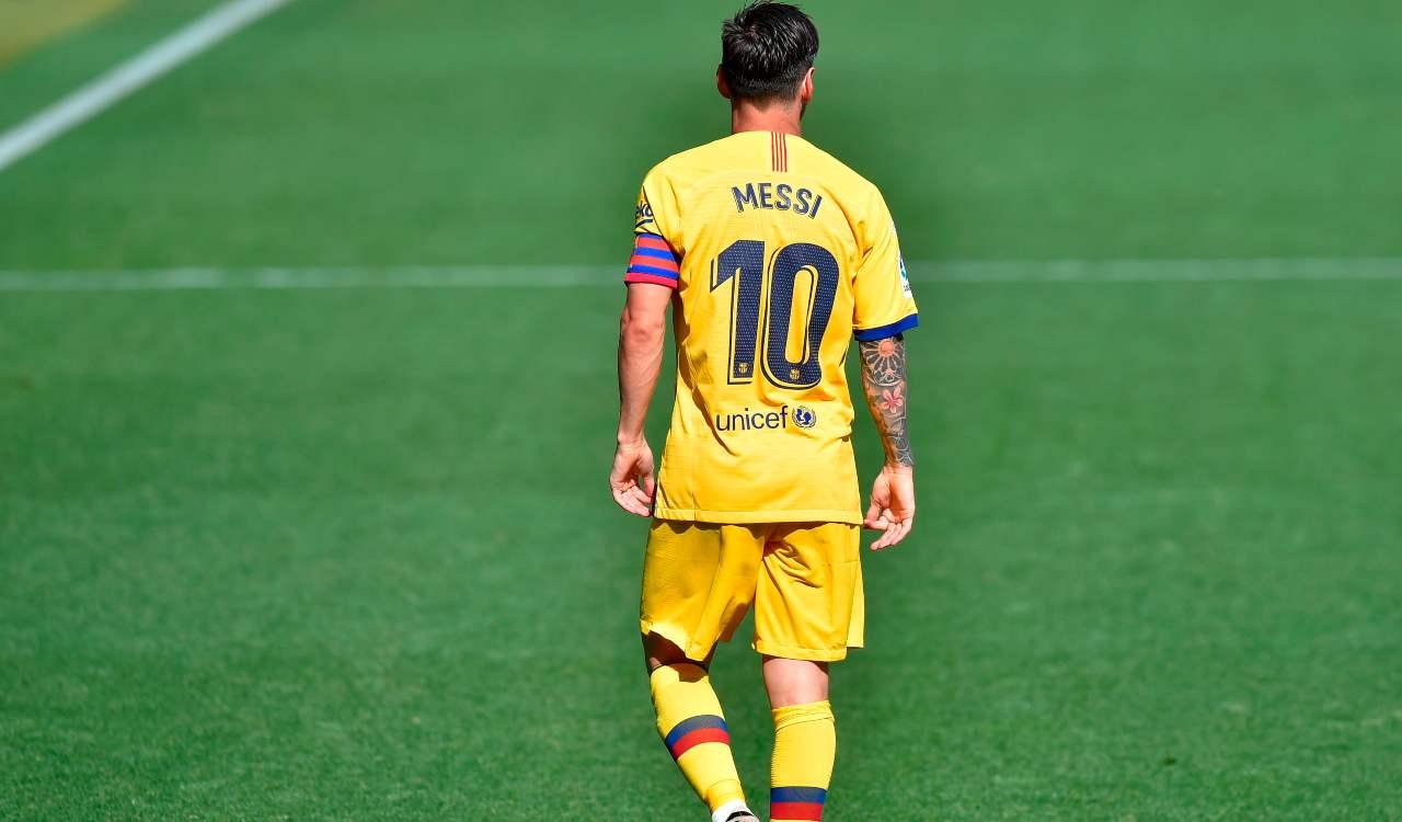 Messi, i tifosi dell'Inter sognano (Getty Images)