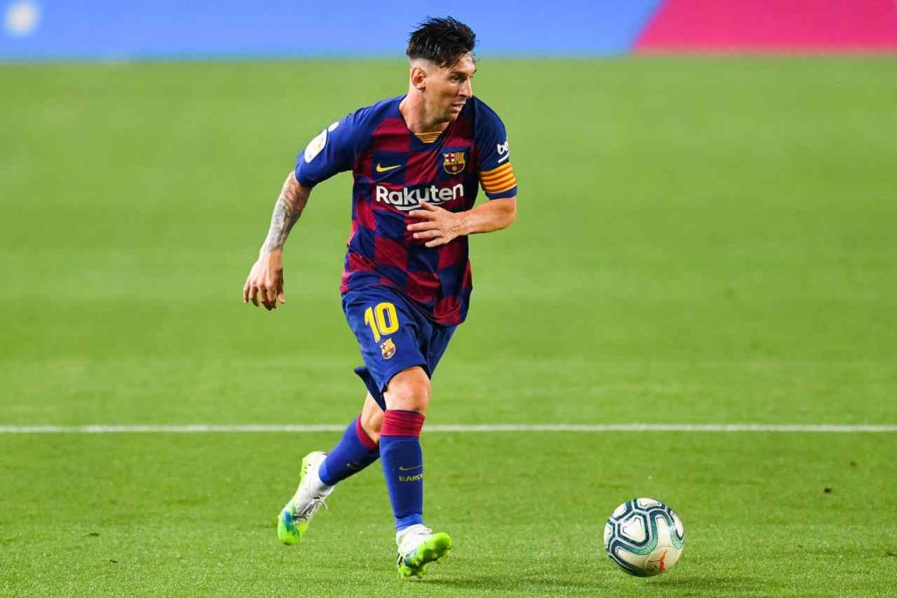 Messi, insulto choc di Dugarry (Getty Images)