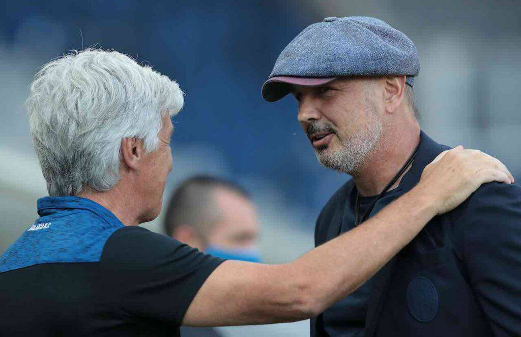 Mihajlovic-Gasperini, battibecco tra i due (Getty Images)