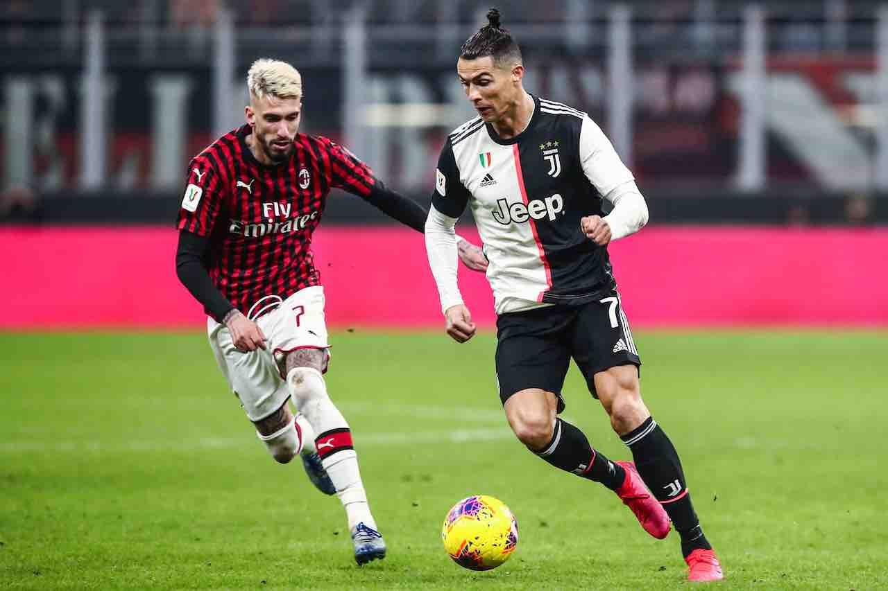 Milan-Juventus in diretta tv e streaming, i riferimenti per vederla (Getty Images)