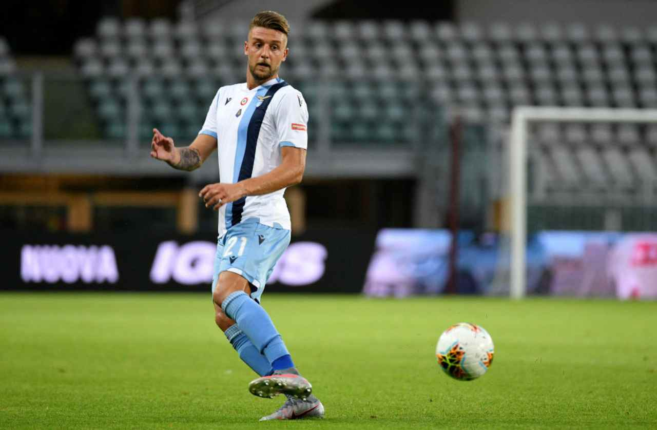 Milinkovic-Savic, 4 top club sulle sue tracce (Getty Images)