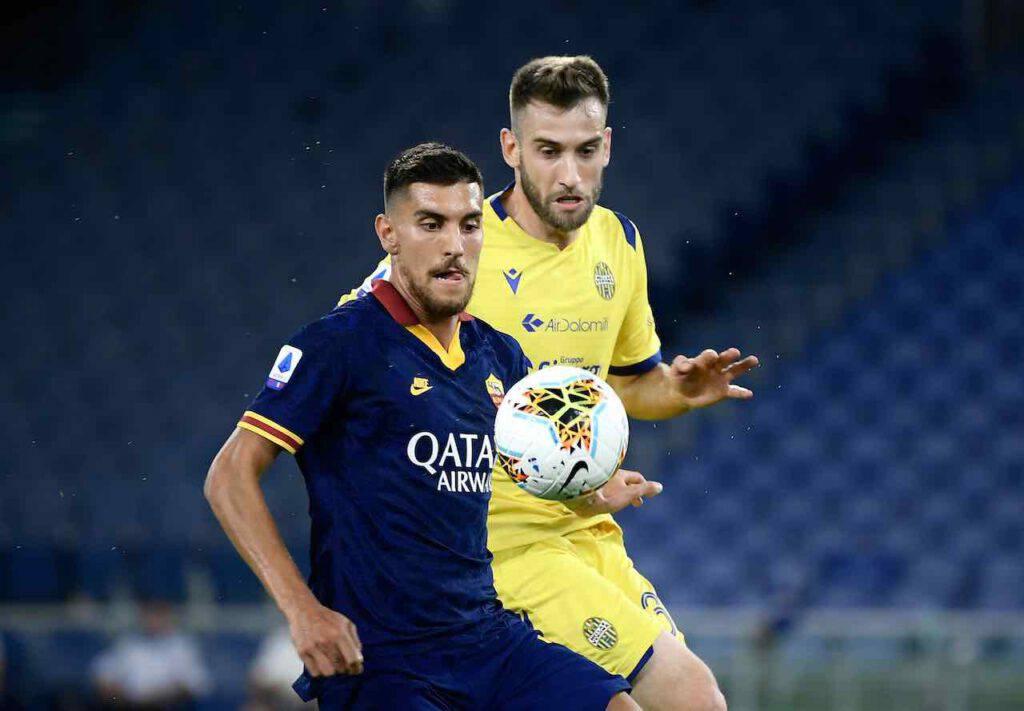 Roma-Verona, gli highlights del match (Getty Images)