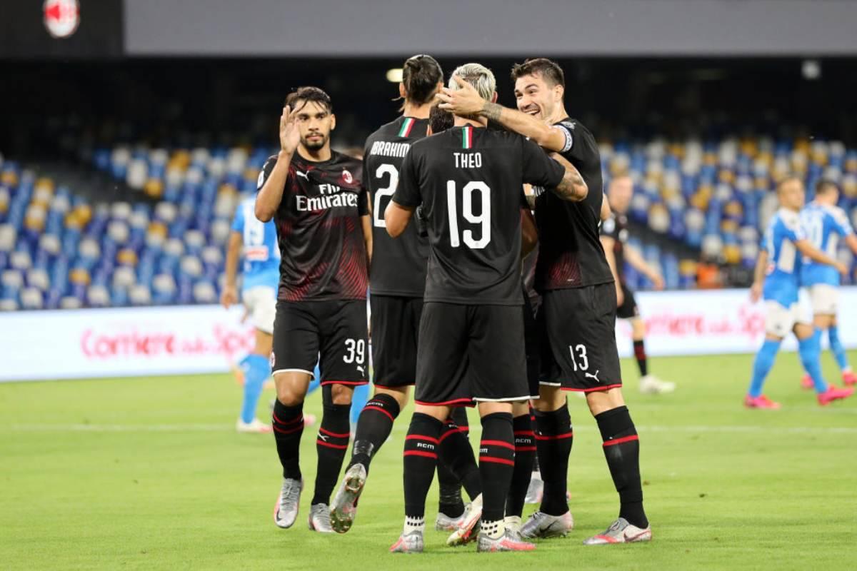 Moviola Napoli-Milan