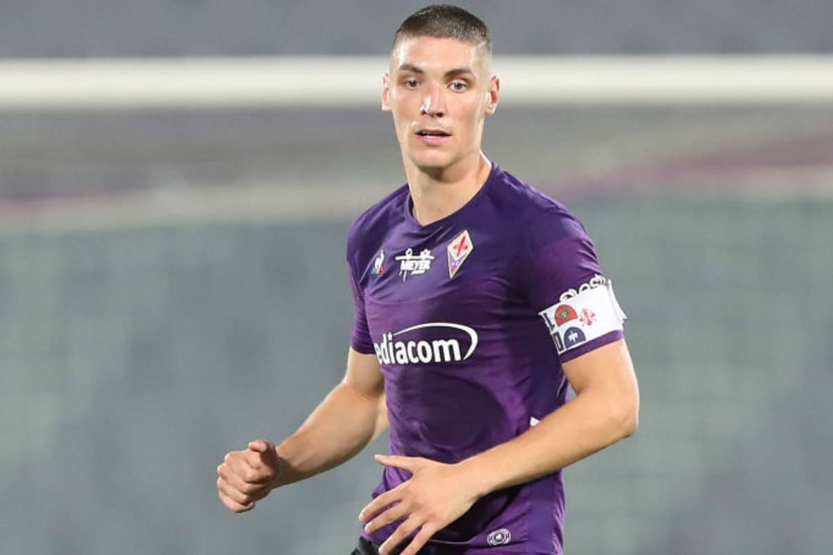 Nikola Milenkovic, Milan e Inter in corsa (Getty Images)