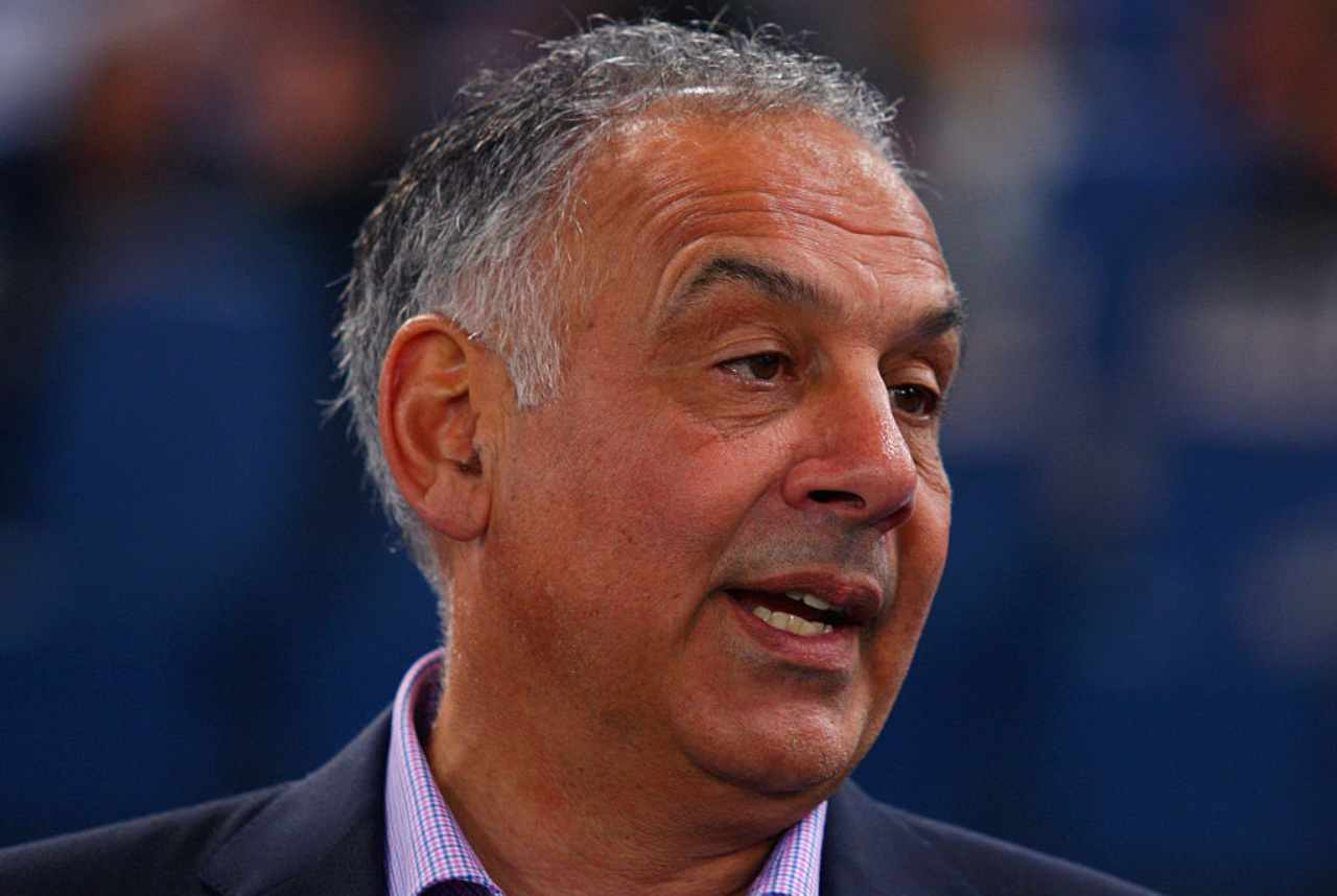 Pallotta, duramente attaccato da Piccinini (Getty Images)