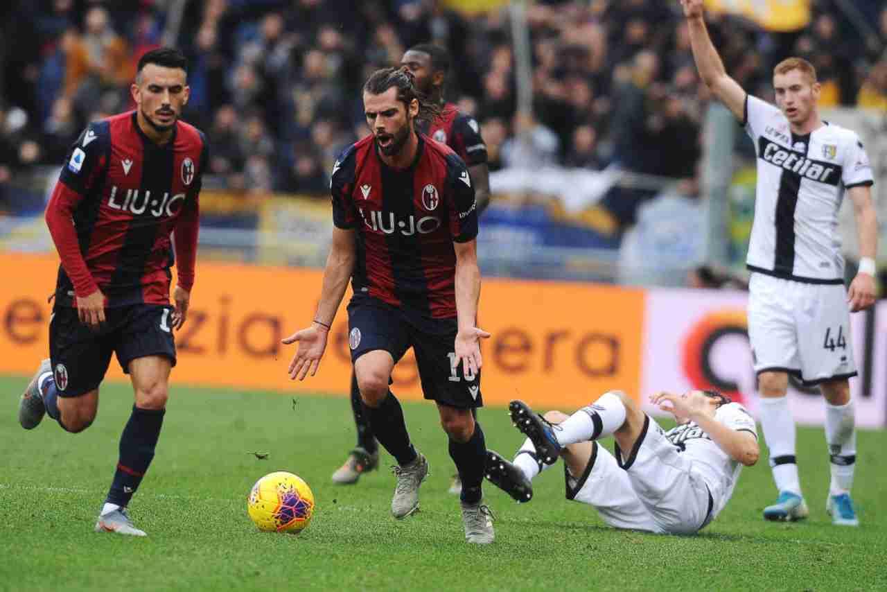 Parma-Bologna a rischio rinvio (Getty Images)