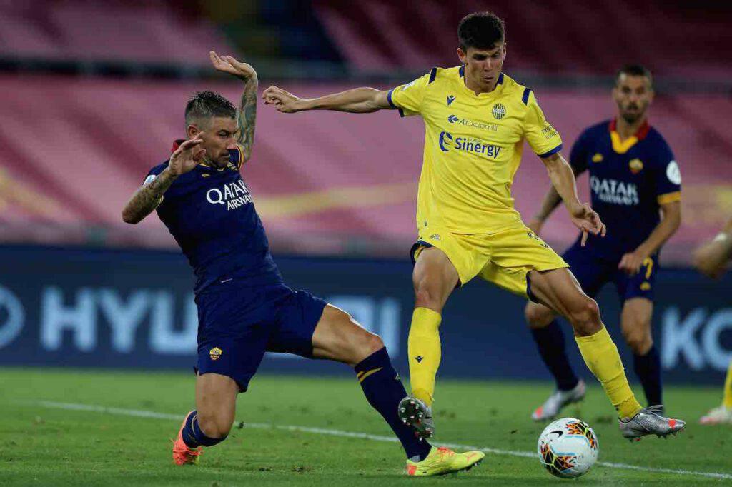 Roma-Verona, la sintesi del match (Getty Images)