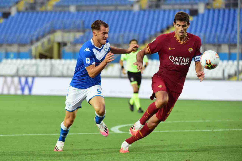 Roma e Brescia in allerta per Covid-19 a Parma (Getty Images)