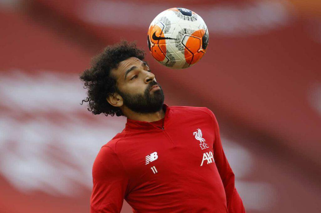 Salah giura fedeltà al Liverpool (Getty Images)