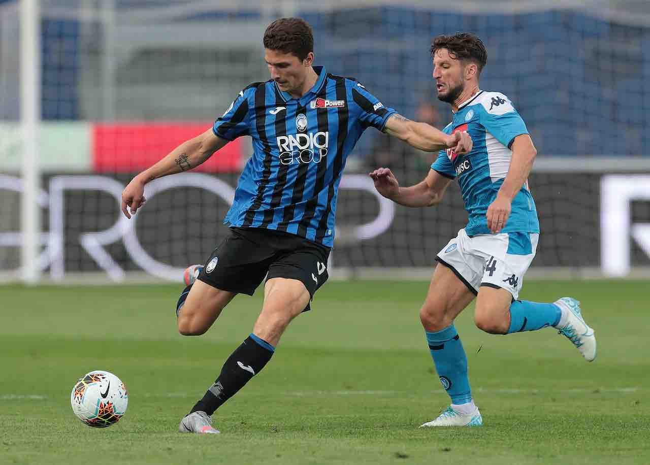 Napoli-Atalanta, i precedenti dell'incontro (Getty Images)