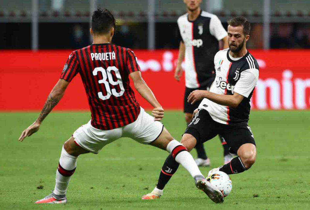 Serie A, highlights Milan-Juventus (Getty Images)