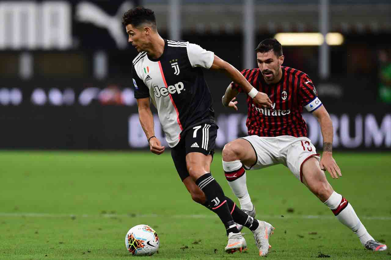 Milan-Juventus, i precedenti del match (Getty Images)