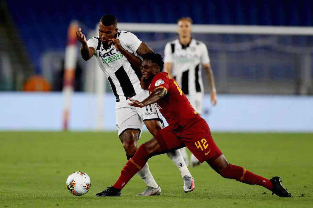 Serie A, Roma-Udinese: la sintesi della gara (Getty Images)