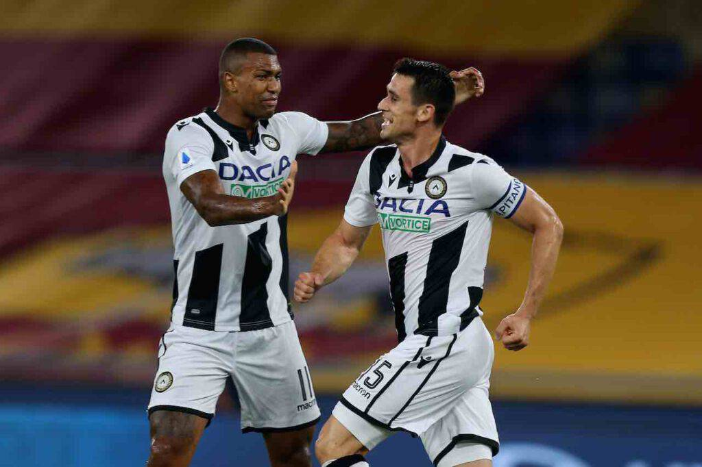 Serie A, gli highlights di Roma-Udinese (Getty Images)