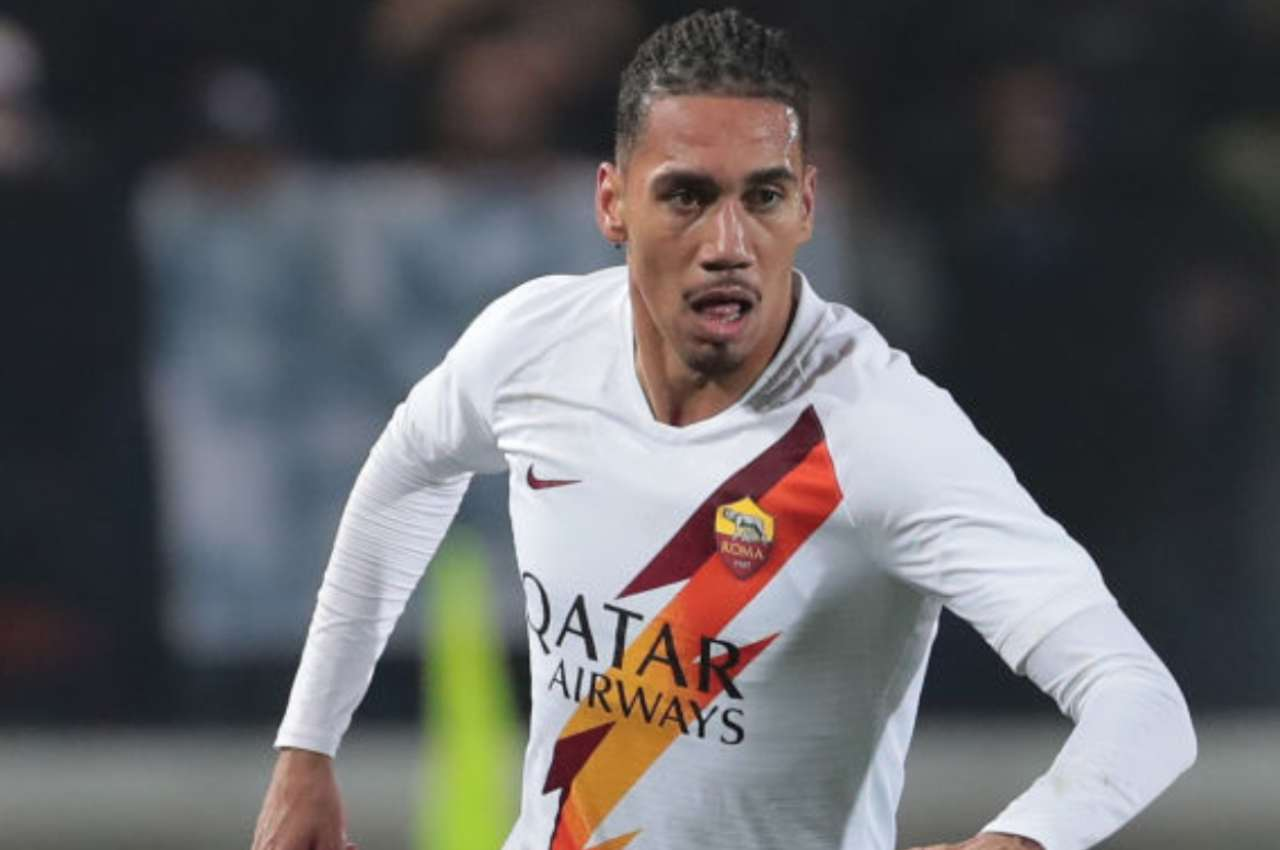 Smalling, la Roma tratta con lo United (Getty Images)