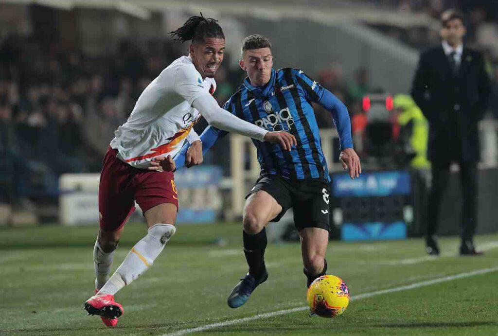 Smalling tornerà allo United, non giocherà l'Europa League con la Roma (Getty Images)