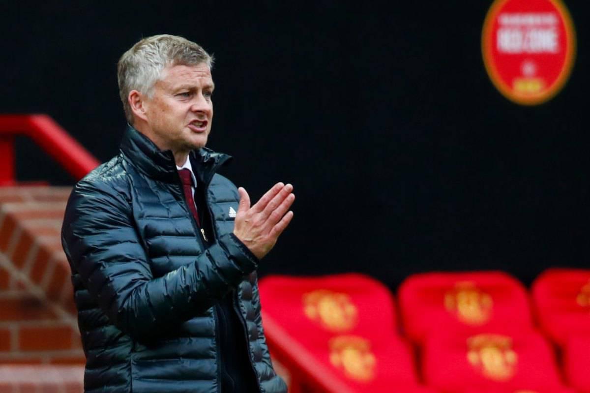 Manchester United Roma Solskjaer,